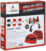 Noris-Spiele-606311349-My-Boshi-Fan-Mtze-in-den-Vereinsfarben-rot-schwarz-0-0