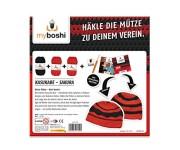 Noris-Spiele-606311349-My-Boshi-Fan-Mtze-in-den-Vereinsfarben-rot-schwarz-0-1