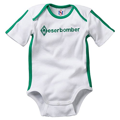 Baby-Body-Weser-Bomber-SV-Werder-Bremen-Gr-62-74-0
