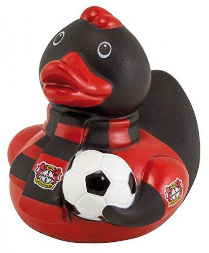 Bayer-04-Leverkusen-Badeente-Schal-Ball-0