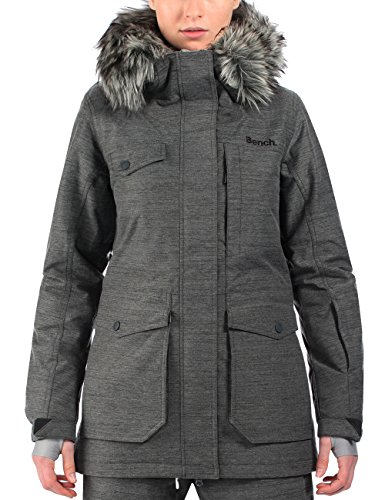 Bench-Damen-Funktionsjacke-Fourrun-0