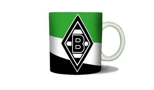 Borussia-Mnchengladbach-Kaffeebecher-Schrgstreifen-0
