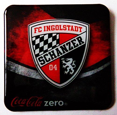 Coca-Cola-Zero-Fuballvereine-FC-Ingolstadt-Schanzer-04-Khlschrankmagnet-6-x-6-cm-0