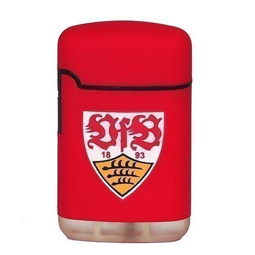 Feuerzeug-VfB-Stuttgart-Easy-Torch-Rubber-mit-Logo-rot-0