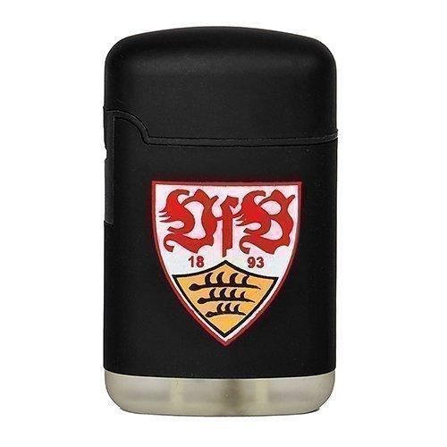 Feuerzeug-VfB-Stuttgart-Easy-Torch-Rubber-mit-Logo-schwarz-0