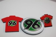 Hannover-96-HSV-Fanset-3-teilig-Trikot-Pin-MagnetTrikotmagnet-Anstecker-Bundesliga-0