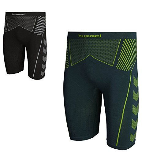 Hummel-Hero-Baselayer-Mens-Shorts-Kpmpressions-Hose-0
