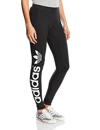 adidas-Damen-Leggings-Trefoil-Linear-0
