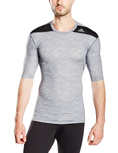 adidas-Herren-Kurzarm-Shirt-Techfit-Base-0