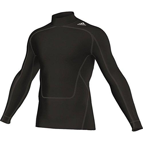 adidas-Herren-Langarm-Shirt-Techfit-Climaheat-Mock-0