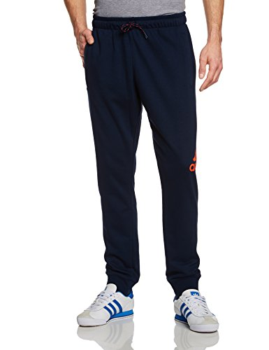 adidas-Herren-Sporthose-Logo-Sweatpants-Closed-Hem-0