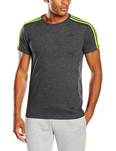 adidas-Herren-T-Shirt-Essentials-3-Stripes-0