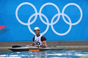 Bei den Olympischen Spielen 2012 in London gewann Hannes Aigner Bronze im Einer-Kajak. Foto: djd/CH Alpha Sport/privat