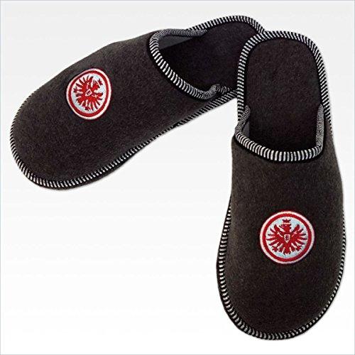 Eintracht-Frankfurt-Filz-Pantoffeln-0