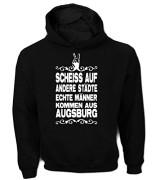 Artdiktat-Herren-Hoodie-Schei-auf-andere-Stdte-Echte-Mnner-kommen-aus-Augsburg-0