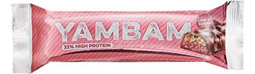 Body-Attack-Yambam-Protein-Bar-Strawberry-Vanilla-Peanut-15-Riegel-1er-Pack-1-x-12-kg-0