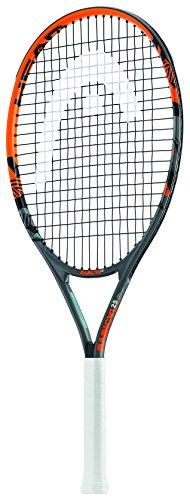 Head-Kinder-Tennisschlger-Radical-25-schwarzorange-00-Grip-0